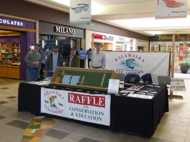 Mall Raffle Sales Cres