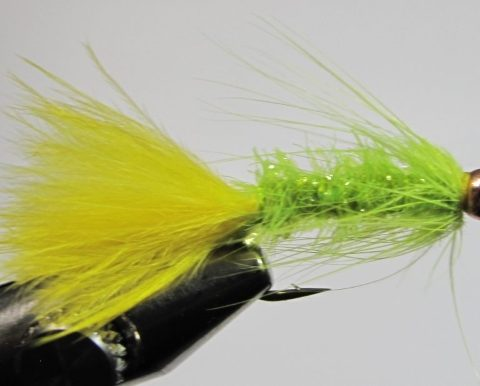Chicky Fly Woolly Bugger